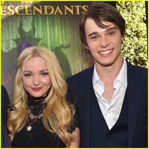 Dove Cameron Calls Mitchell Hope One of Her 'Favorite People on the Face of the Earth'