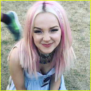Dove Cameron Could Go Bubblegum Pink Again With Her Hair - Here's Why