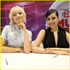 Dove Cameron, Sofia Carson & 'Descendants 2' Stars Take Over D23 Expo