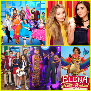 'Girl Meets World', 'School of Rock' & 'Hairspray Live' Pick Up Emmy Nominations!