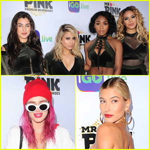Fifth Harmony Hits Up the iGo.Live Event in Beverly Hills