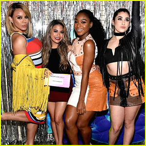 Fifth Harmony Sent Free Pizza to Fans Watching Their 'Late Night' Performance