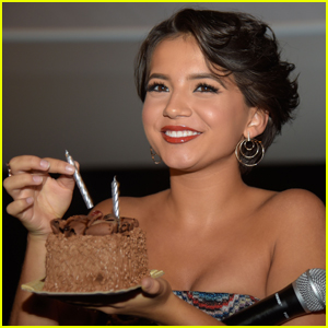 Isabela Moner Celebrated Her Birthday at the 'Transformers' Premiere!