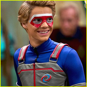 Jace Norman Loves How 'Henry Danger' Portrays Superheroes