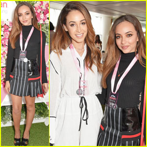 Jade Thirwall Hangs Out With Liam Payne's Ex-Girlfriend at Wimbledon 2017
