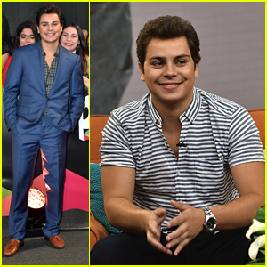 Jake T. Austin Starts 'Emoji Movie' Promo in Miami