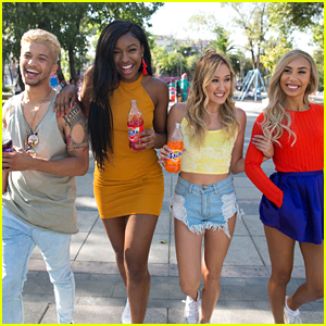 Jordan Fisher, Coco Jones, Eva Gutowski & LaurDIY Dish On Being The New Fantanas (Exclusive)