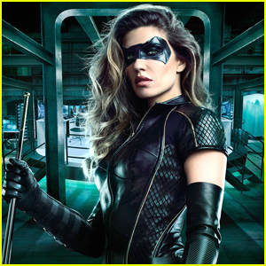 Juliana Harkavy Suits Up as Black Canary For 'Arrow' - See Her Costume!