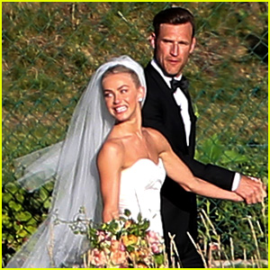 Julianne Hough & Brooks Laich's Wedding Pictures - See Them Here!