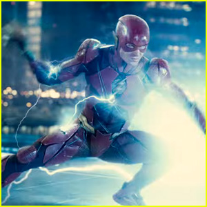 Watch Ezra Miller as The Flash in New 'Justice League' Trailer!