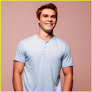KJ Apa Almost Bares All In New 'Riverdale' Set Pic