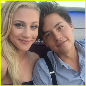 Dating Rumors Swirl Around Riverdale's Lili Reinhart & Cole Sprouse After Comic-Con This Weekend