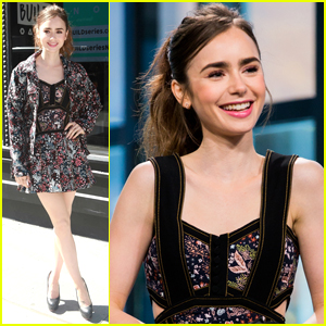 Lily Collins' 'Last Tycoon' Character Cecelia Is 'Perfect' For Her