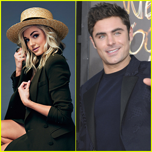 Lindsay Arnold Really Wants Zac Efron on 'Dancing With The Stars'