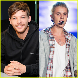 Louis Tomlinson on Justin Bieber's Tour Cancelation: 'When You're Signing Up to Something, See It Through'
