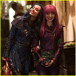 Sofia Carson & Dove Cameron Are Feeling Emotional Over Their Duet in 'Descendants 2'
