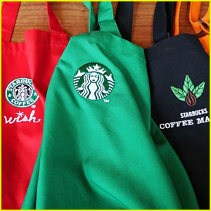 There Are Secret Meanings Behind The Colors of Starbucks' Aprons