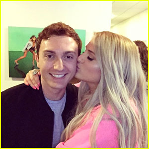 Meghan Trainor Is 'Luckiest Girl,' Celebrates 1 Year Anniversary with Daryl Sabara