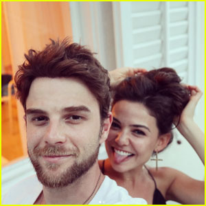 Danielle Campbell & Nathaniel Buzolic Have Fans Convinced They're Dating