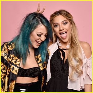 Niki & Gabi DeMartino React To Teen Choice Award Nomination (Exclusive)