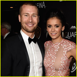 Nina Dobrev & 'Scream Queens' Actor Glen Powell - New Couple Alert!