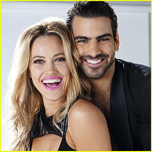 Nyle DiMarco Gushes Over Peta Murgatroyd at Her Wedding to Maksim Chmerkovskiy