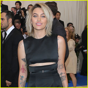 Paris Jackson & Godfather Macaulay Culkin Get Tattoos Together