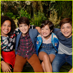Peyton Elizabeth Lee Pens Sweet Note For 'Andi Mack' Co-Stars