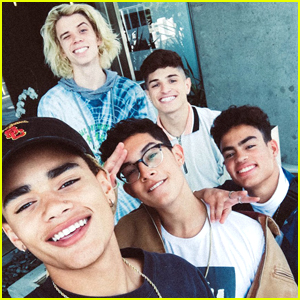 PRETTYMUCH Will Be Performing Live at the Teen Choice Awards