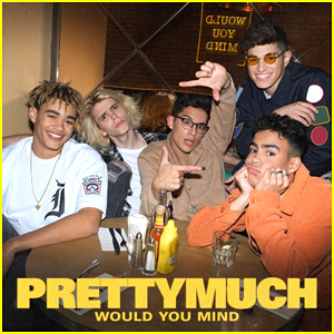 PRETTYMUCH Drop Debut Single 'Would You Mind' - Lyrics, Stream & Download Here!