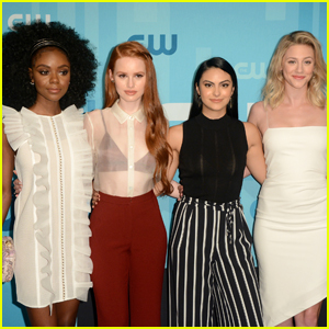 Riverdale's Betty, Veronica, Cheryl & Josie Share The Cutest Instagram Ever