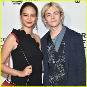 Ross Lynch Completely Gushes Over Girlfriend Courtney Eaton's New Cartier Film