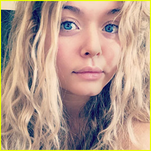 Sasha Pieterse Chopped Her Mermaid Hair & We're Obsessed