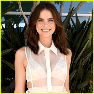 Shelley Hennig Admits Even She Was Surprised About The Scott & Malia Pairing on 'Teen Wolf'