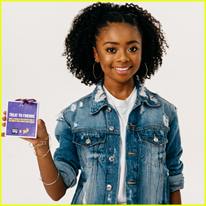 Skai Jackson Takes Down Bullying With DoSomething's New Initiative