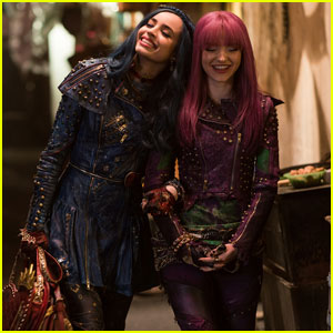 Sofia Carson Says 'Descendants 2' is a Strong Story About Girl Power (Exclusive)