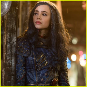 Sofia Carson Really Loves This 'Descendants 2' Character (Exclusive)