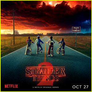 'Stranger Things' Season 2 - First Teaser & Release Date Revealed!