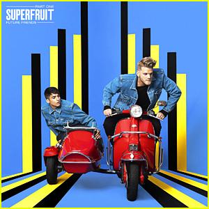 Pentatonix Singers Scott Hoying & Mitch Grassi Drop First Superfruit EP!