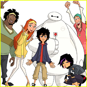 The 'Big Hero 6' Series Opening Sequence Has Been Released -  Watch Now!