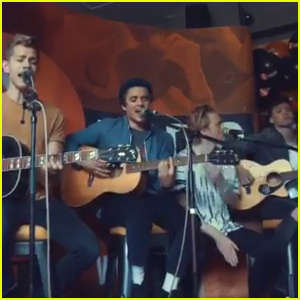 The Vamps Share 'Same to You' Acoustic Performance - Watch Now!