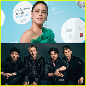 Are The Vamps & Martina Stoessel Coming Out With A Video For Their Collab?