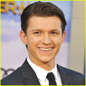 Tom Holland Quit Tinder Because He Didn't Get Any Matches