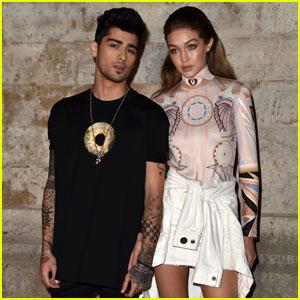 Zayn Malik Reveals His Secret to Balancing Work & Time With Gigi Hadid