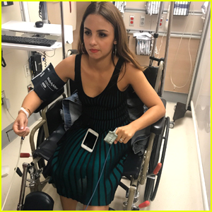 Aimee Carrero Injures Herself After Raising Money For Hurricane Harvey Families at GMA's Day of Giving