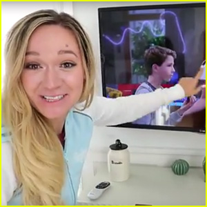 Alisha Marie Dishes on 'Bizaardvark' Guest Appearance, Says She's Not Replacing Jake Paul (Video)