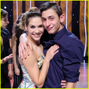 Allison Holker Is Glad To Be Back on the 'SYTYCD' Stage with Logan Hernandez