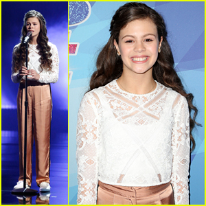 Angelina Green Opens Up on Pressures of Performing on 'AGT'