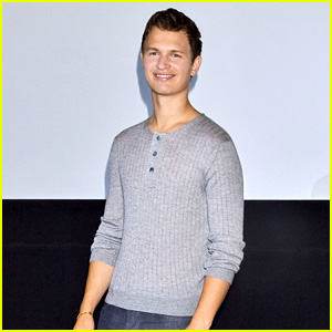 Ansel Elgort Takes His Movie 'Baby Driver' to Japan!