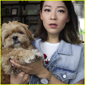 Arden Cho Addresses Asian Racism In Eye Opening New Video - Watch!